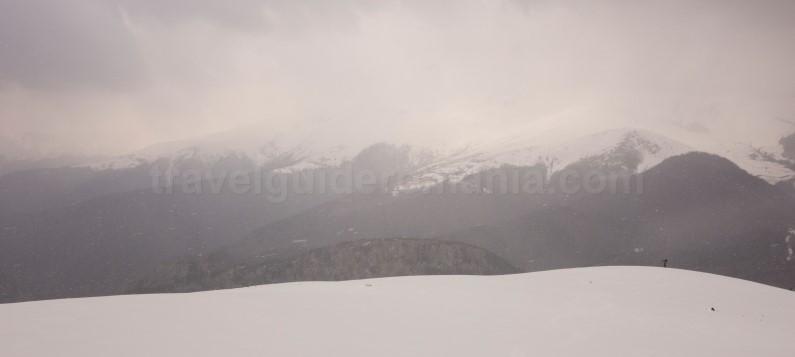 Getaway adventures in Romania - winter trips