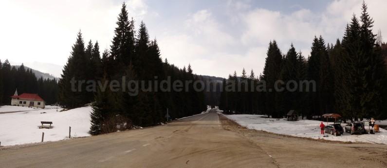 How to reach to Oslea ridge