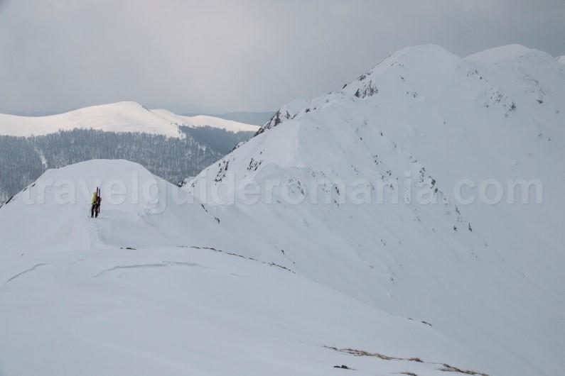 Places to see in Romania - Oslea ridge