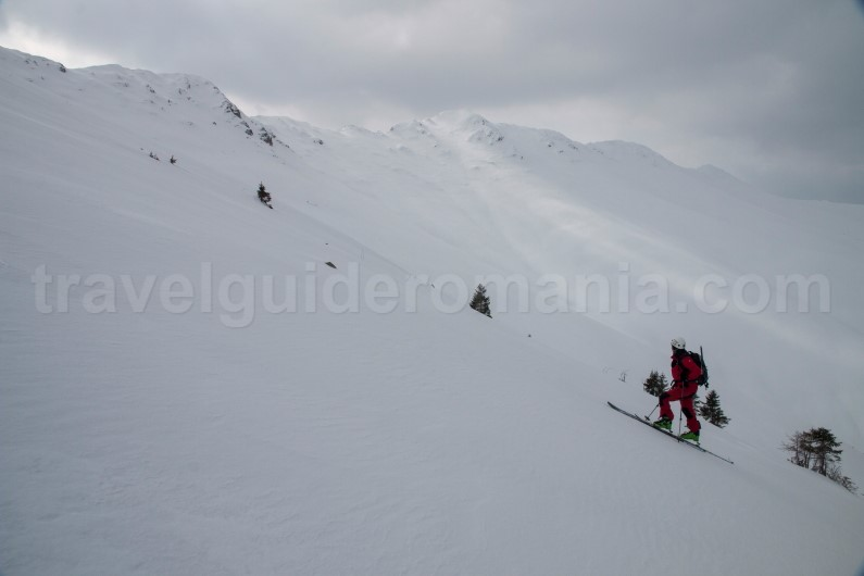 Ski touring in Romania - winter adventure holidays