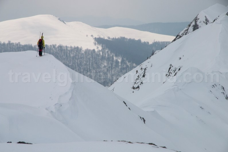 Travel tours in Romania during winter