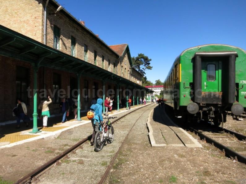 anina railway station cycling