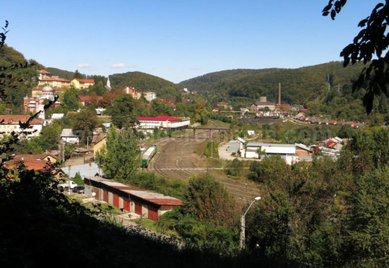 anina railway station