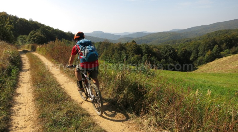 bigar eibenthal Banat Mountains mountain bike