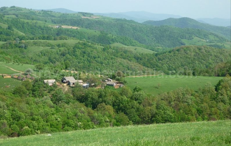 czech villages Banat Mountains Natural Park Portile de Fier
