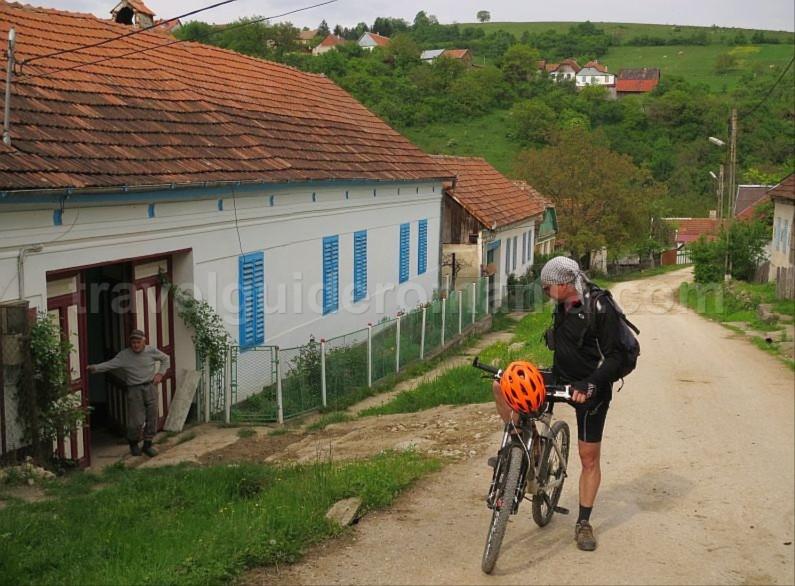garnic czech village Banat Mountains Natural Park Portile de Fier