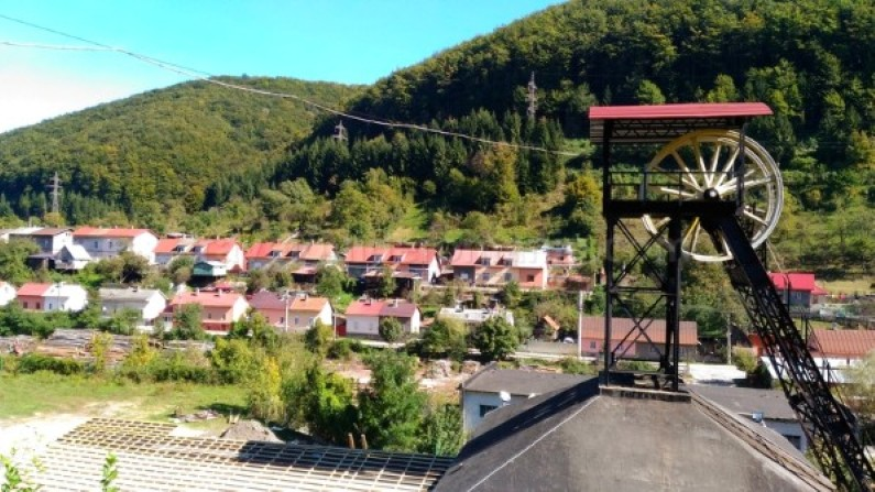 pit coal mine anina