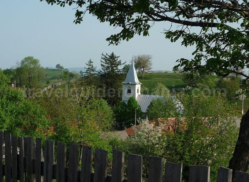 ravensca church czech village Banat Mountains Natural Park Portile de Fier