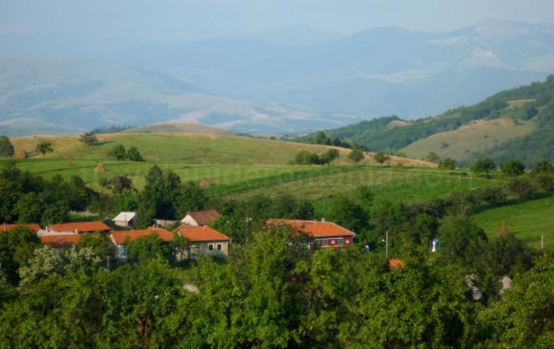 sumita czech village Banat Mountains