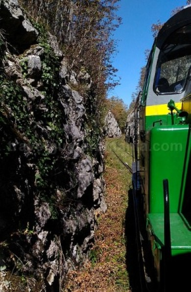 the oldest mountain railway in Romania anina oravita Semeringul Banatean