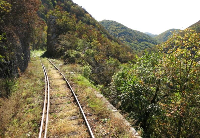 the oldest mountain railway in Romania anina oravita tunnel