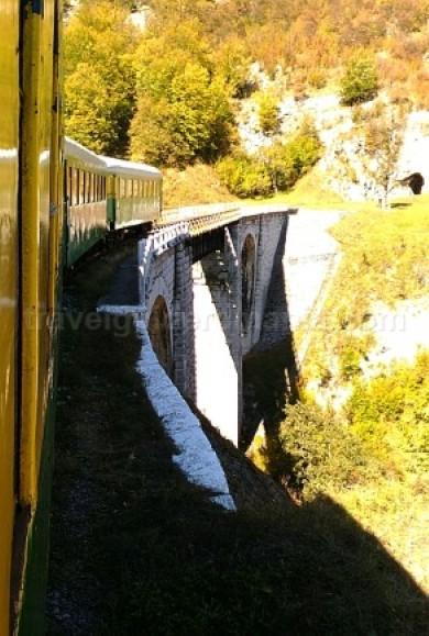 the oldest mountain railway in Romania anina oravita viaduct jitin