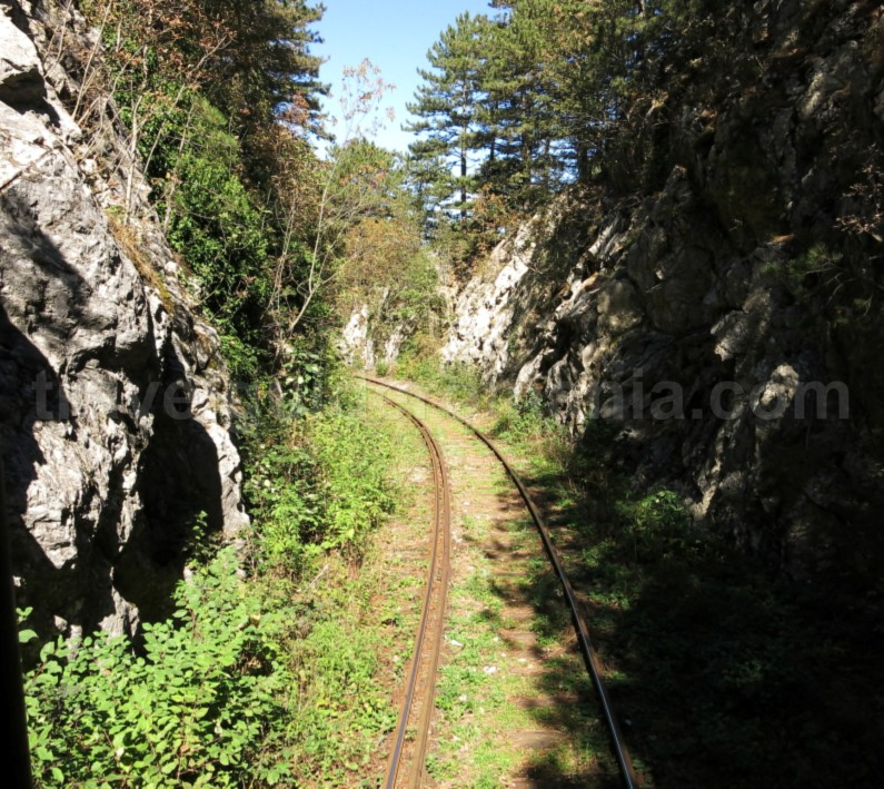 the oldest mountain railway in Romania anina oravita