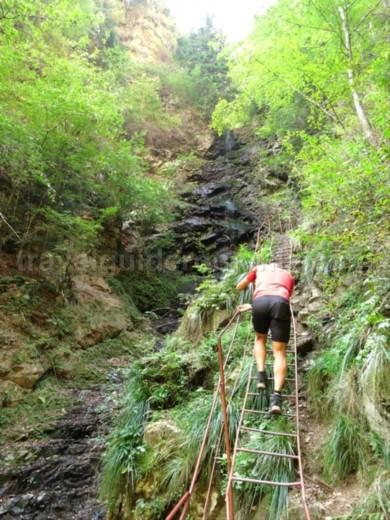 Valea lui Stan (Stan's Valley) Canyon fagaras scari