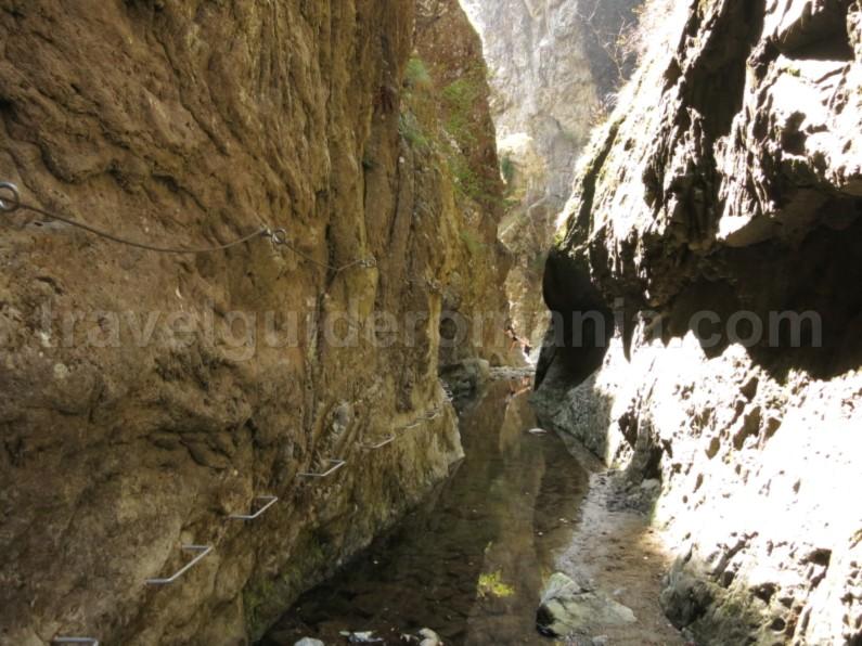 fagaras Valea lui Stan (Stan's Valley) Canyon