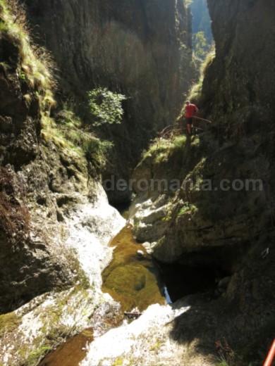 fagaras fagaras Valea lui Stan (Stan's Valley) Canyon walls