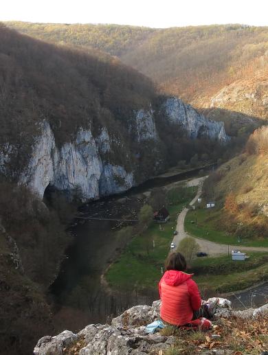 Unguru Mare Cave Padurea Craiului