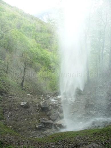 The Domogled - Valea Cernei National Park vanturatoarea waterfall