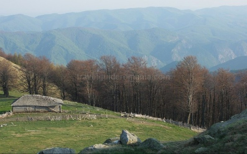 The Domogled - Valea Cernei National Park