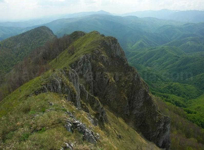 The Domogled - Valea Cernei National Park Piatra Closanilor
