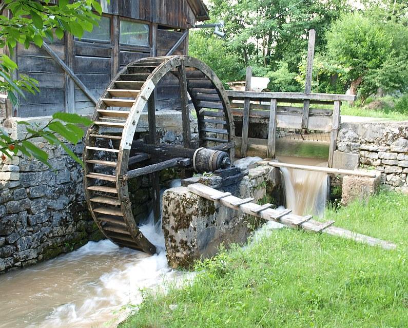 Rosia mill