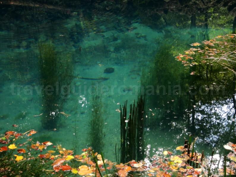 Ochiul Beiului Lake