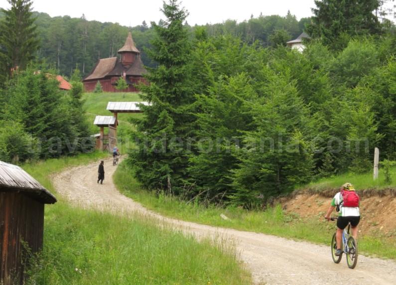 Natural Park Vanatori Neamt schit