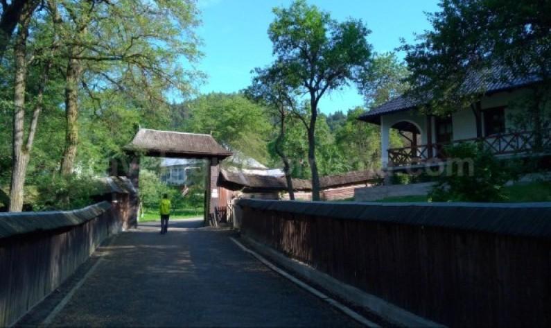 agapia veche monastery Natural Park Vanatori Neamt