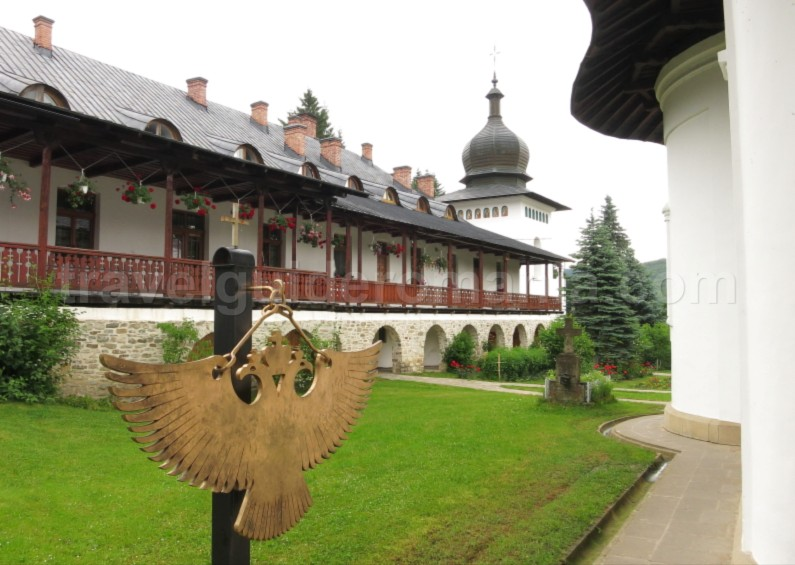 secu monastery Natural Park Vanatori