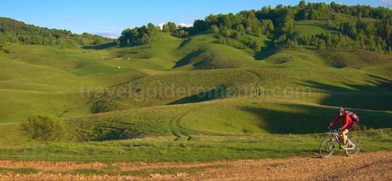 The Vascau Karst Plateau – The Apuseni Mountains mtb aranda
