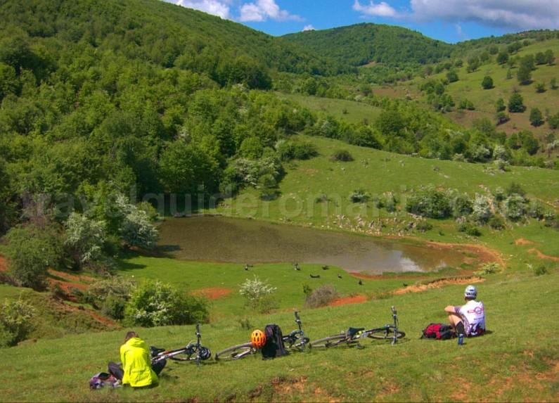 The Vascau Karst Plateau – The Apuseni Mountains mtb ghib