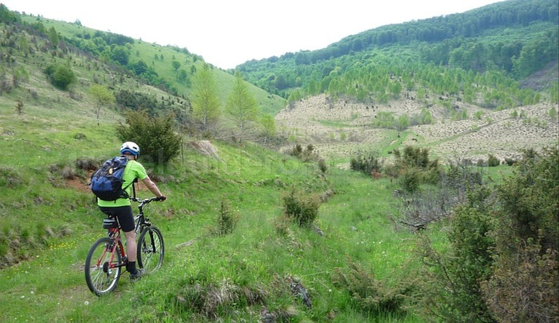 The Vascau Karst Plateau – The Apuseni Mountains mtb sfaras