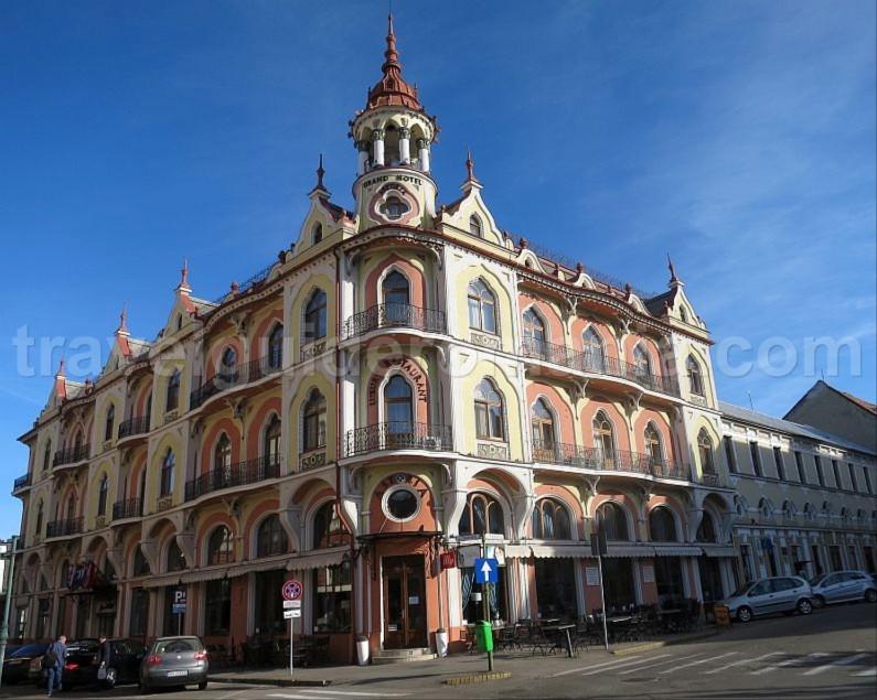 the Astoria Palace Oradea