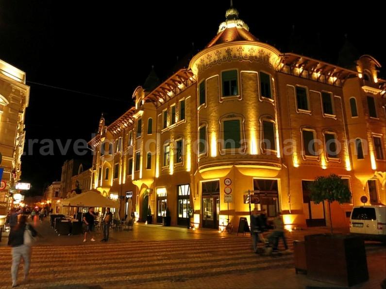 Black Eagle Palace Oradea Romania