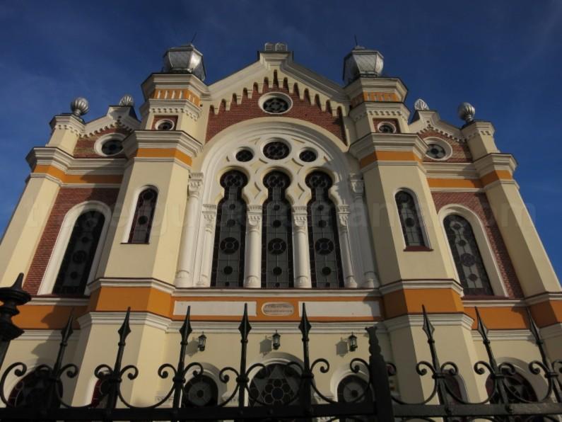 Orthodox Synagogue Hevra Sas Oradea Romania