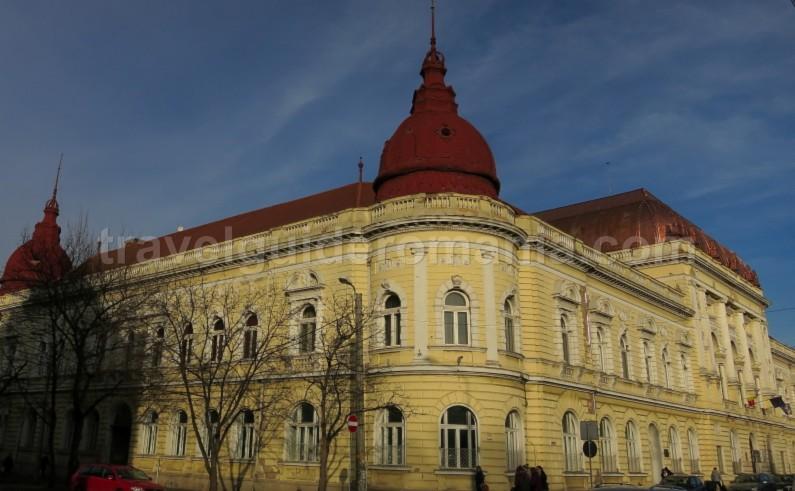 Faculty of Medicine and Pharmacy Oradea Romania