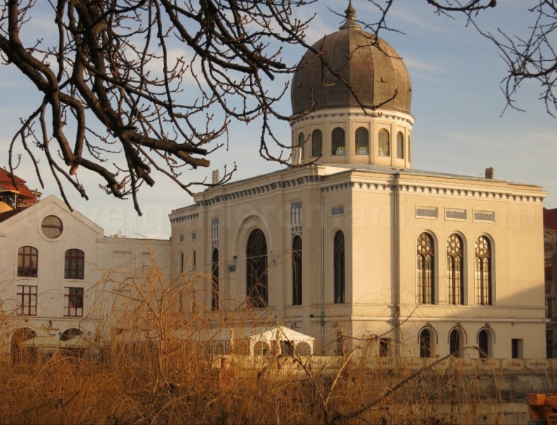 Sion Neolog Synagogue Oradea Romania