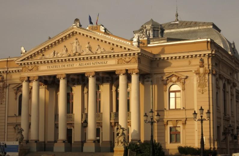 "Theatre ""Regina Maria"" Oradea"