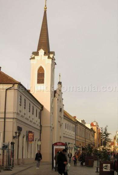 "church ""Saint Ana"" Oradea Romania"