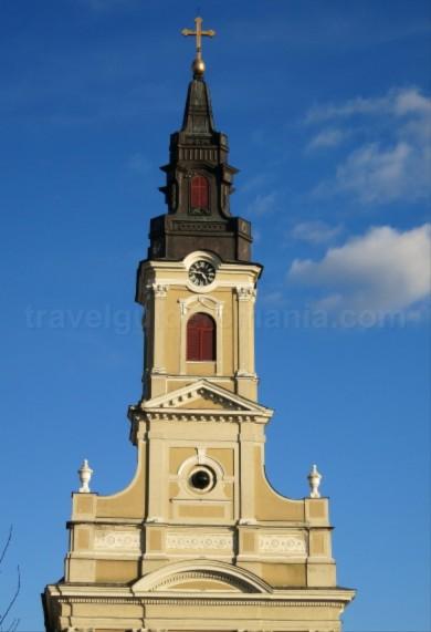 Moon Church Oradea Romania