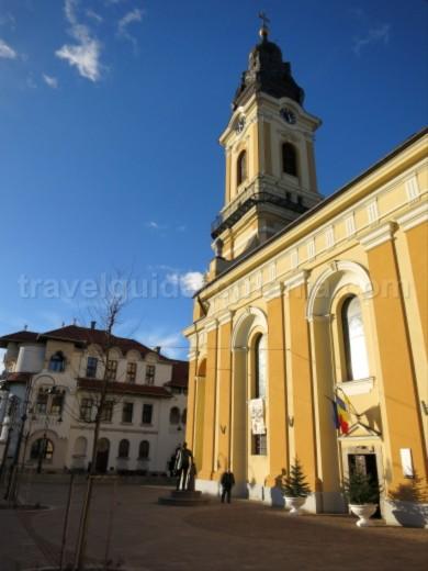 "Greek-Catholic Church ""St. Hierarch Nicolae"" Oradea Romania"