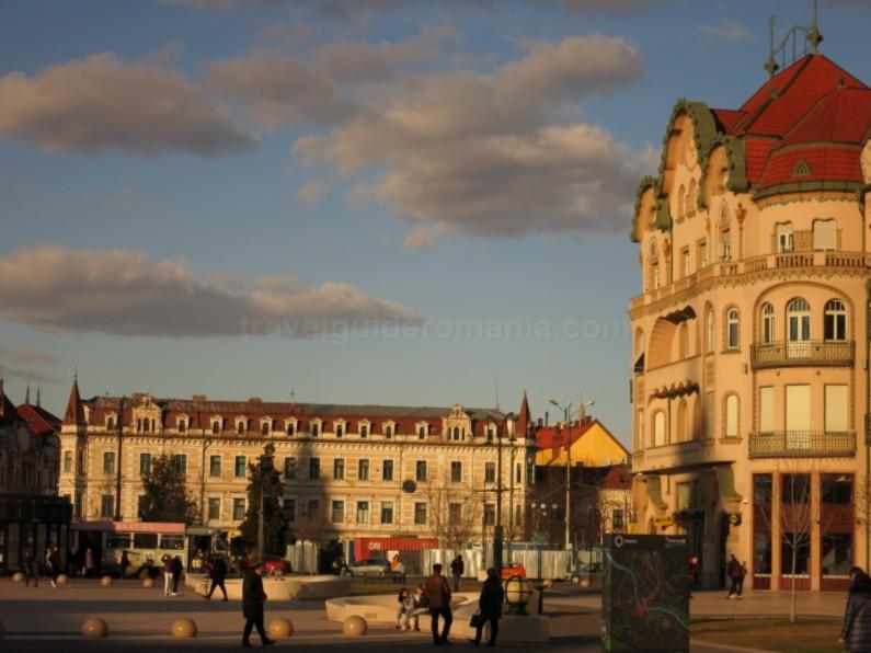 Levay Palace Oradea Romania