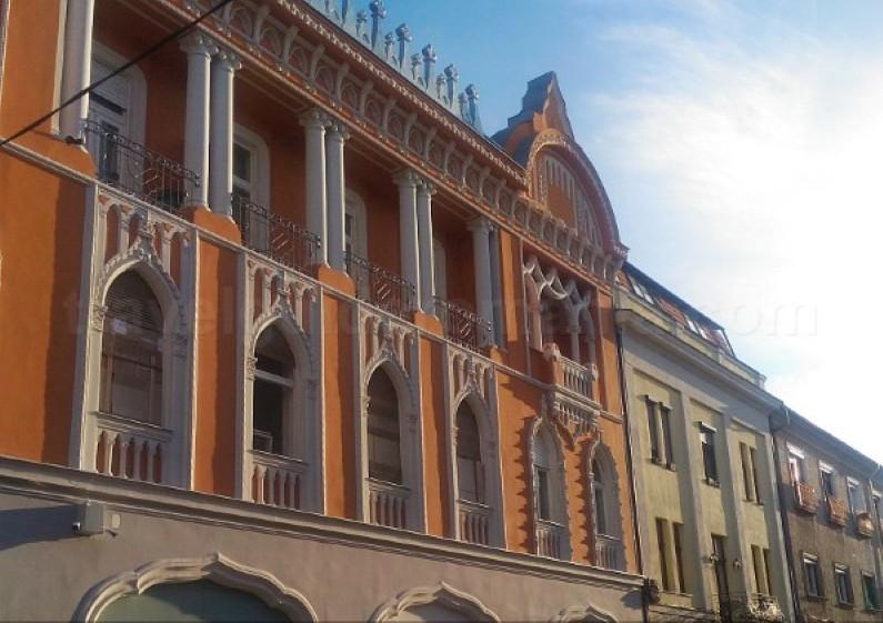 The Rimanóczy Kálmán senior Palace Oradea