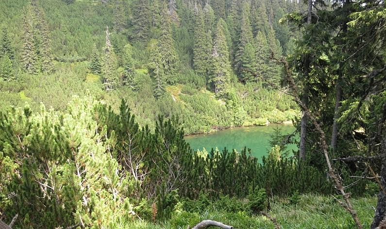 transalpina lake sureanu