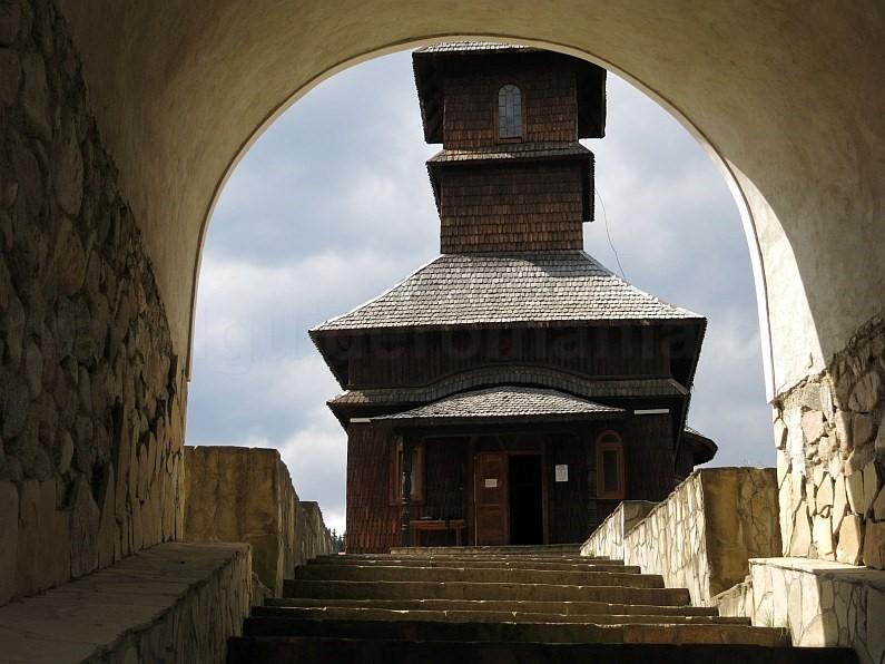 transalpina monastery oasa