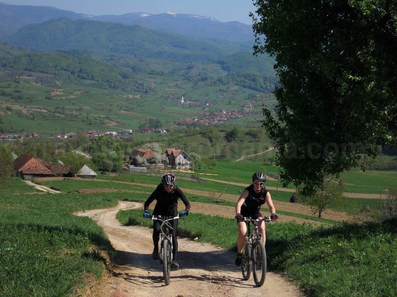mountain biking padurea craiului
