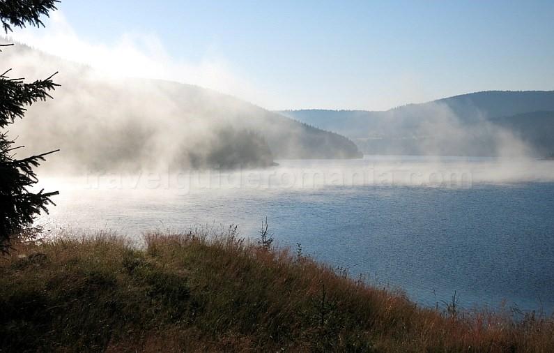 belis fantanele lake somes cald